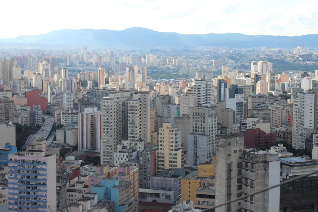 Copain de Niemeyer, São Paulo