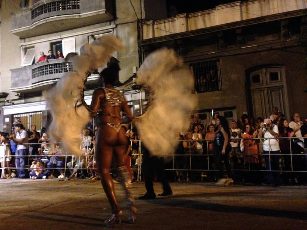 Karneval, Montevideo