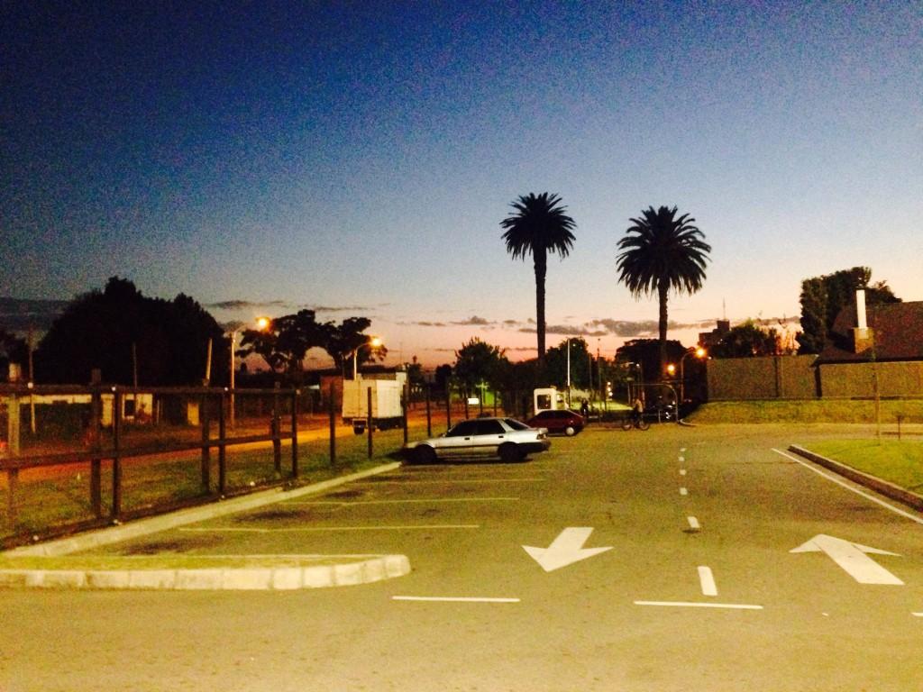 Disco, Montevideo