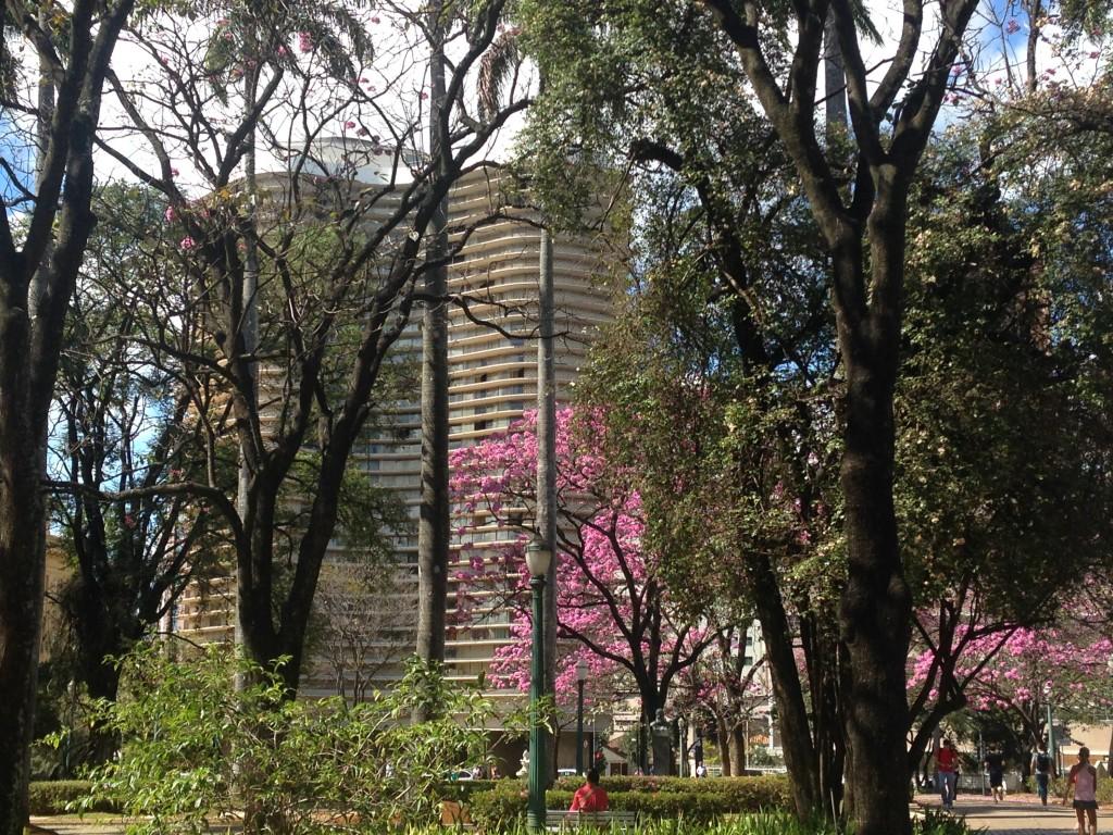 Oscar Niemeyer in Belo Horizonte
