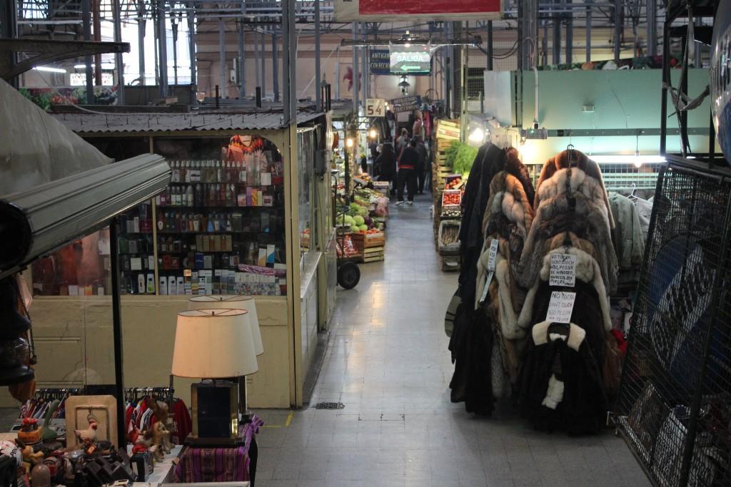 San Telmo, Mercado