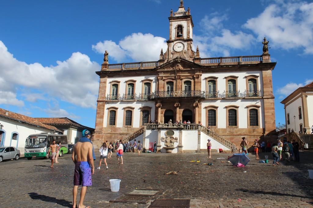 Praça Tiradentes, Ouro Preto