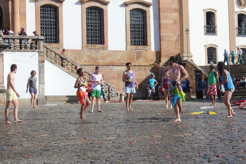 Hauptplatz Ouro Preto
