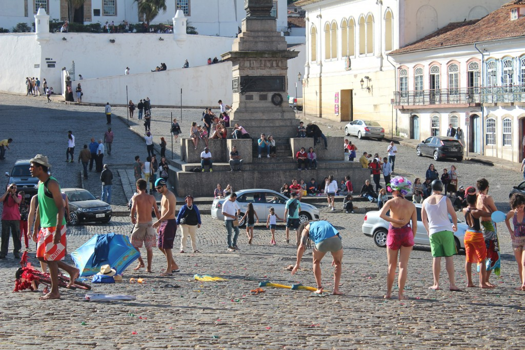 Praça Tiradentes II
