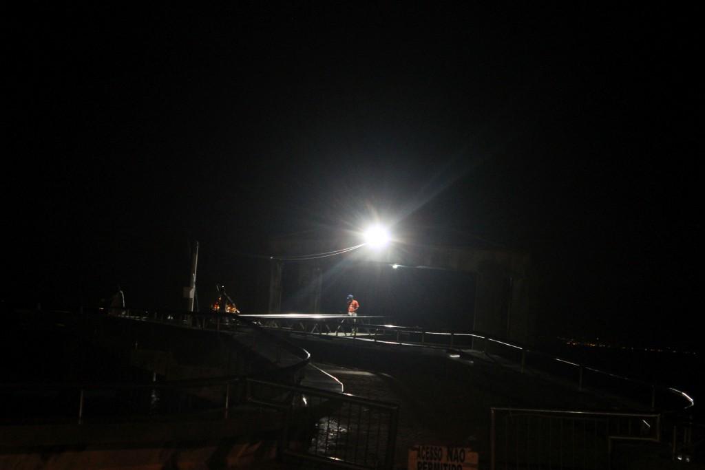 Salvador no noite