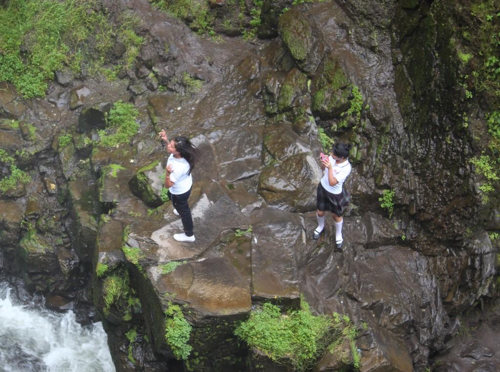 Cascada Pechuge