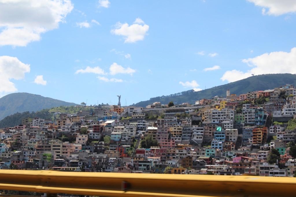 Quito zurueck