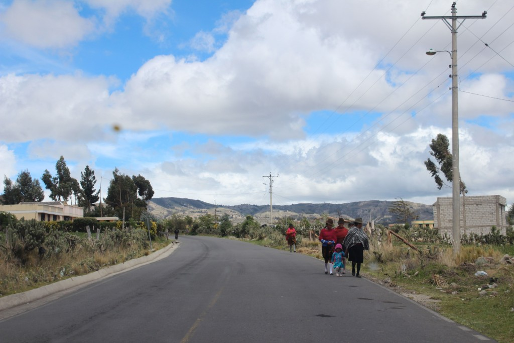 Roadtrip to Quilotoa