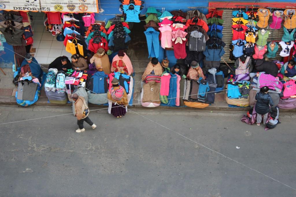 La Paz Illampu