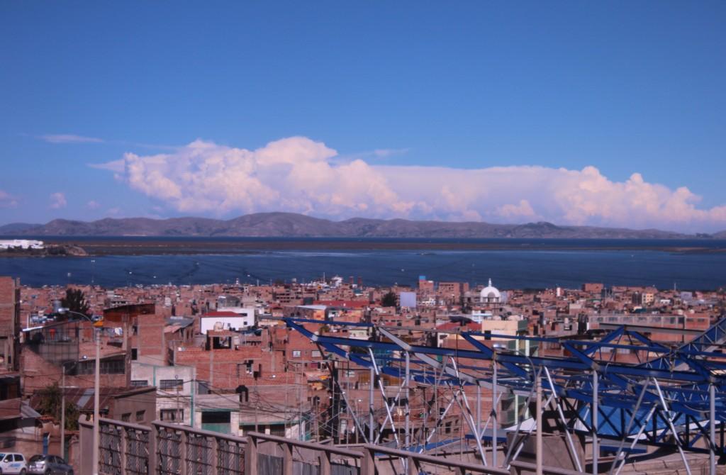Lago Titicaca Ruta