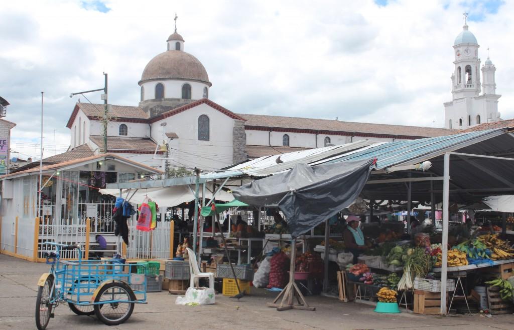 Mercado Sangolquil