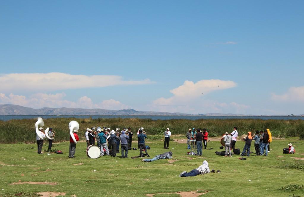 Orchester Titicaca